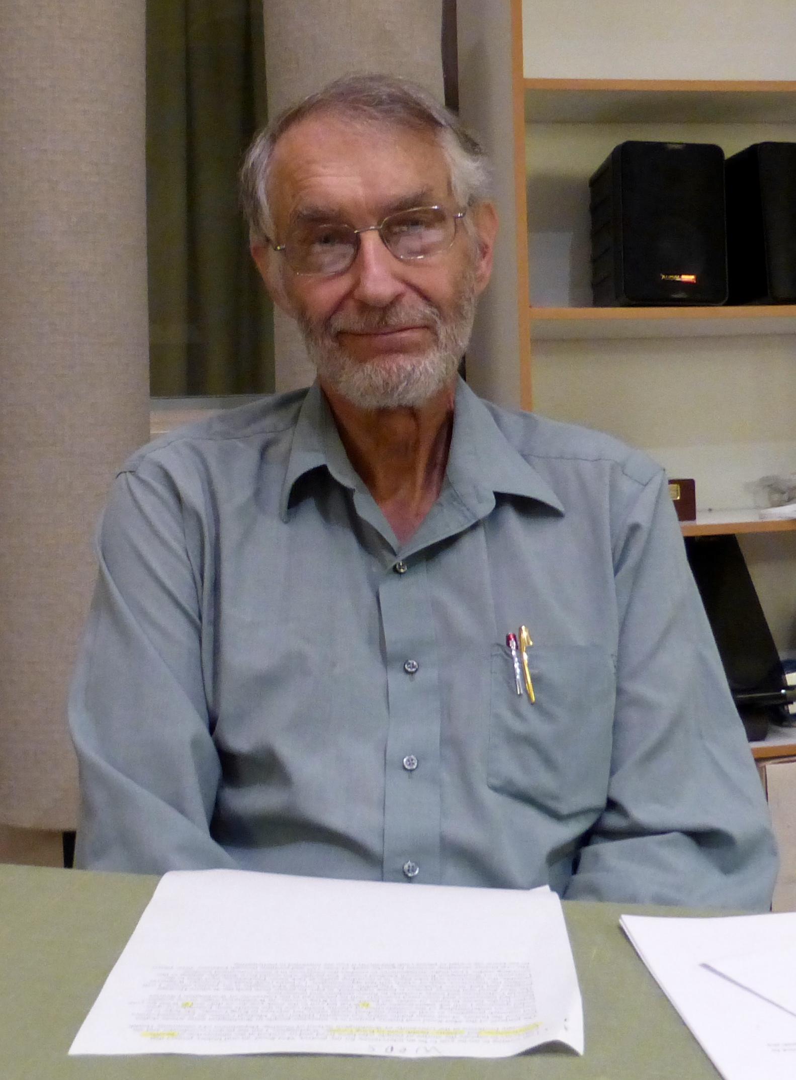 Stephen Bezruchka, MD